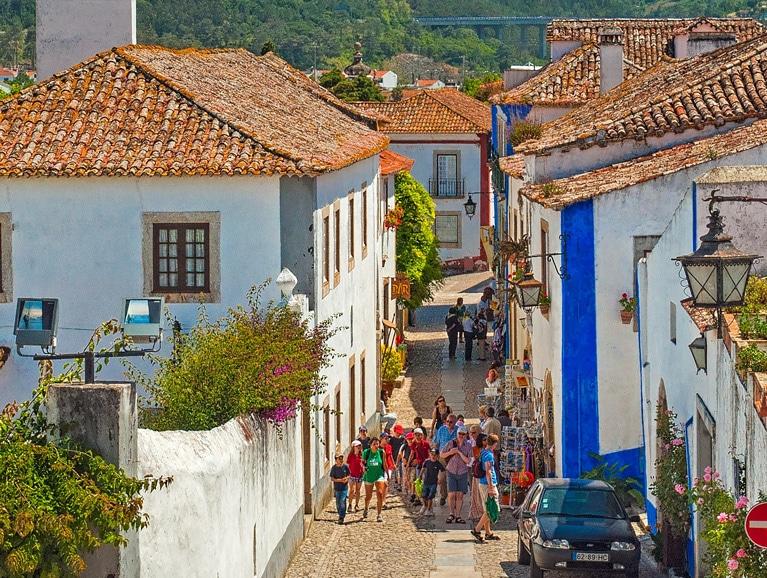 Discovering Óbidos
