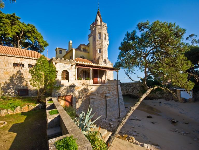 Castro Guimarães Palace