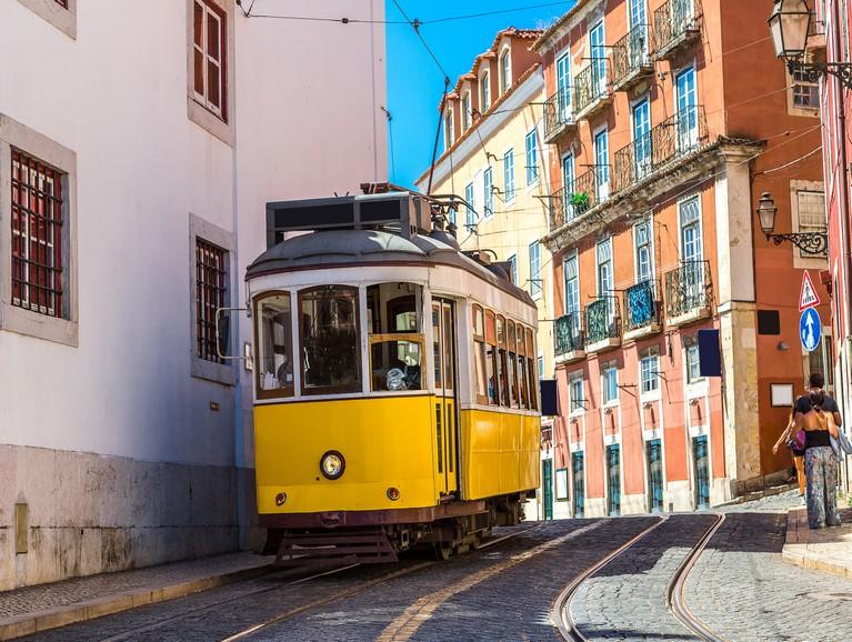 28 Old Tram