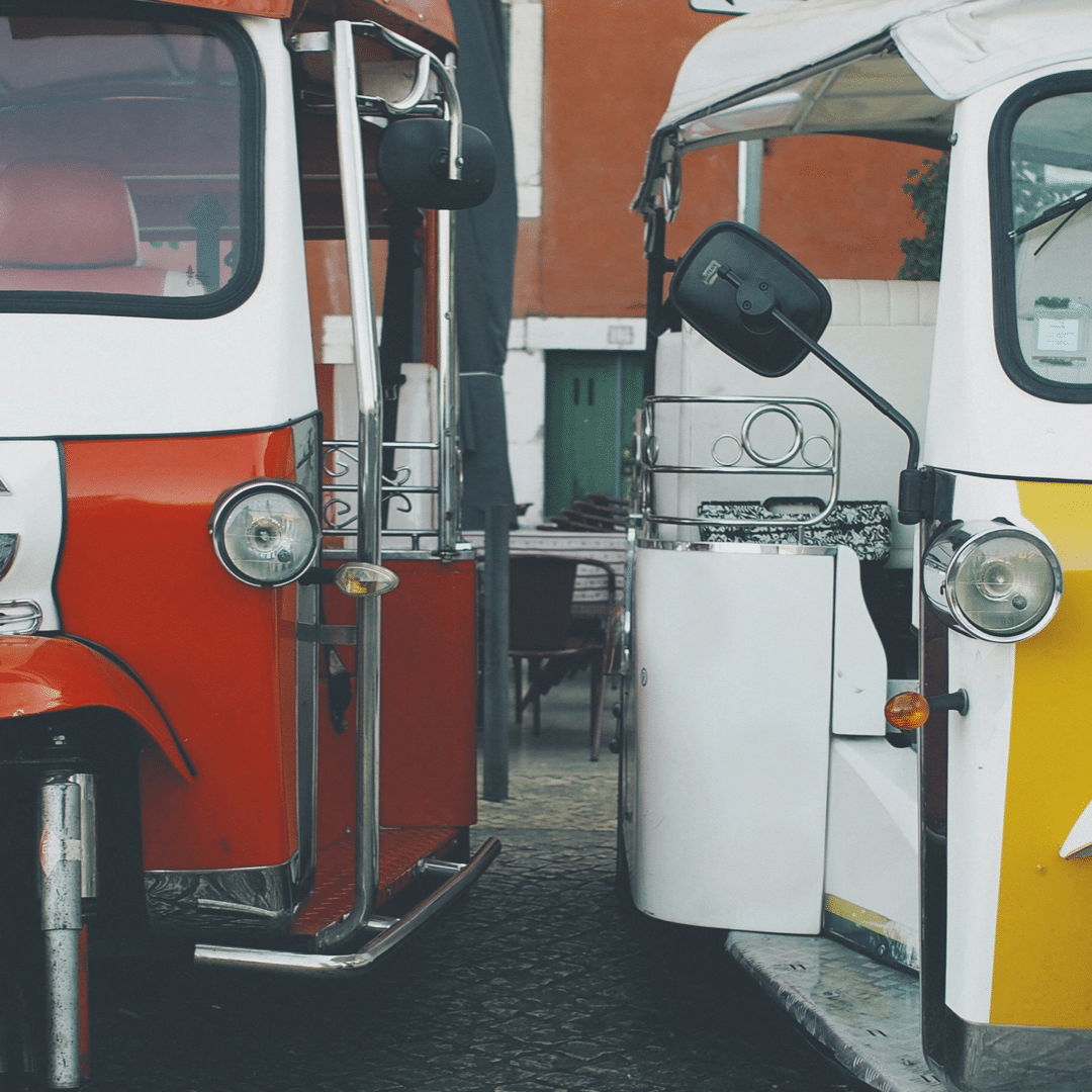 Lisbon by Eco Tuk